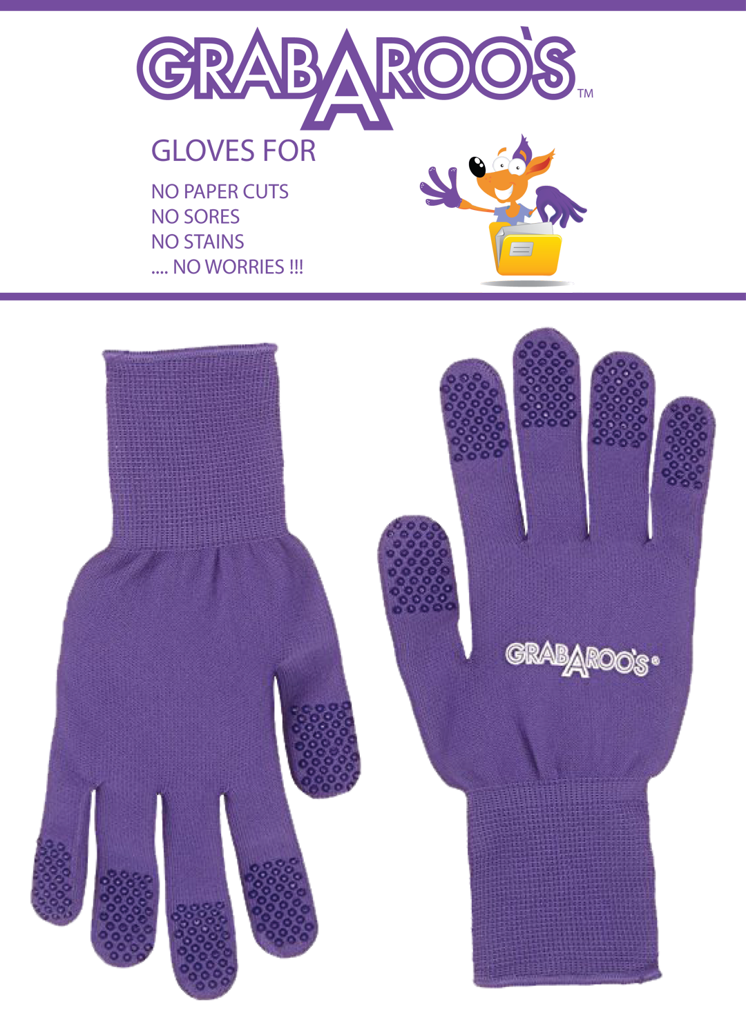 Gloves for Office Workers