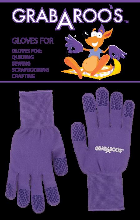 Quilting gloves
