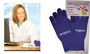 Health worker gloves